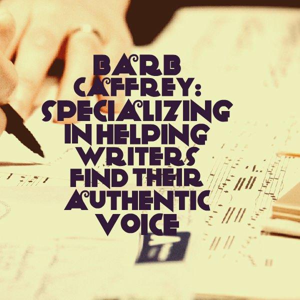 Barb Caffrey Editor