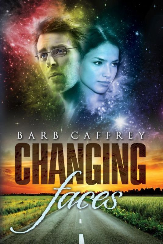 CHANGING FACES cover